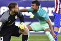 Com gol brasileiro, Barça vence Atlético em Madri