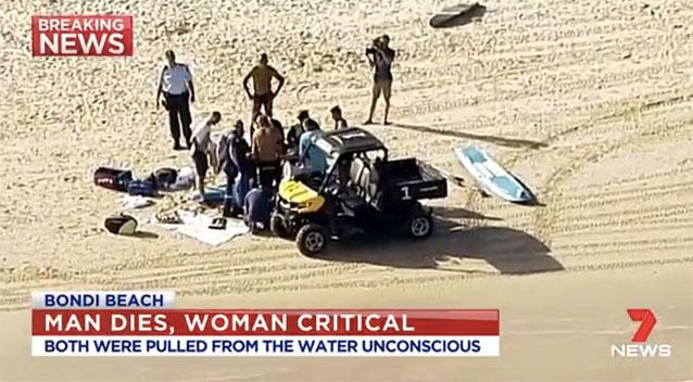 Man drowns at Bondi Beach
