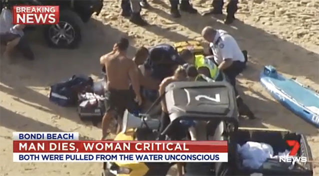 Man drowns at Bondi Beach