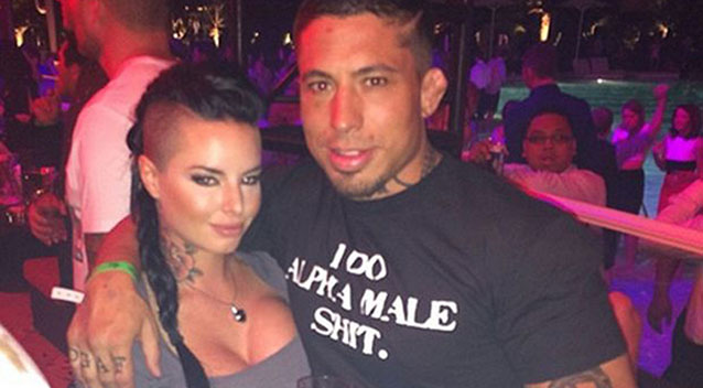 Christy Mack's mother delivers emotional testimony at War Machine trial