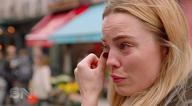Melissa George: 'I just tried to fight for myself'