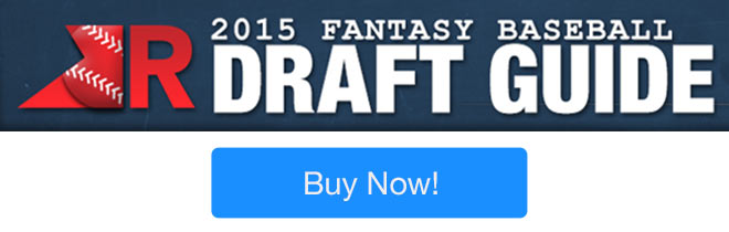 Buy Rotoworld Draft Guide Now