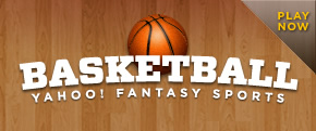 Sign up for Yahoo! Sports Fantasy Basketball!