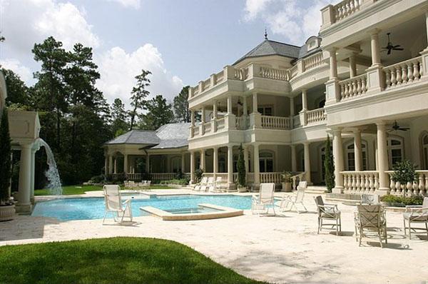 Mega mansions for sale mega mansions celebrity for Multi family homes for sale houston