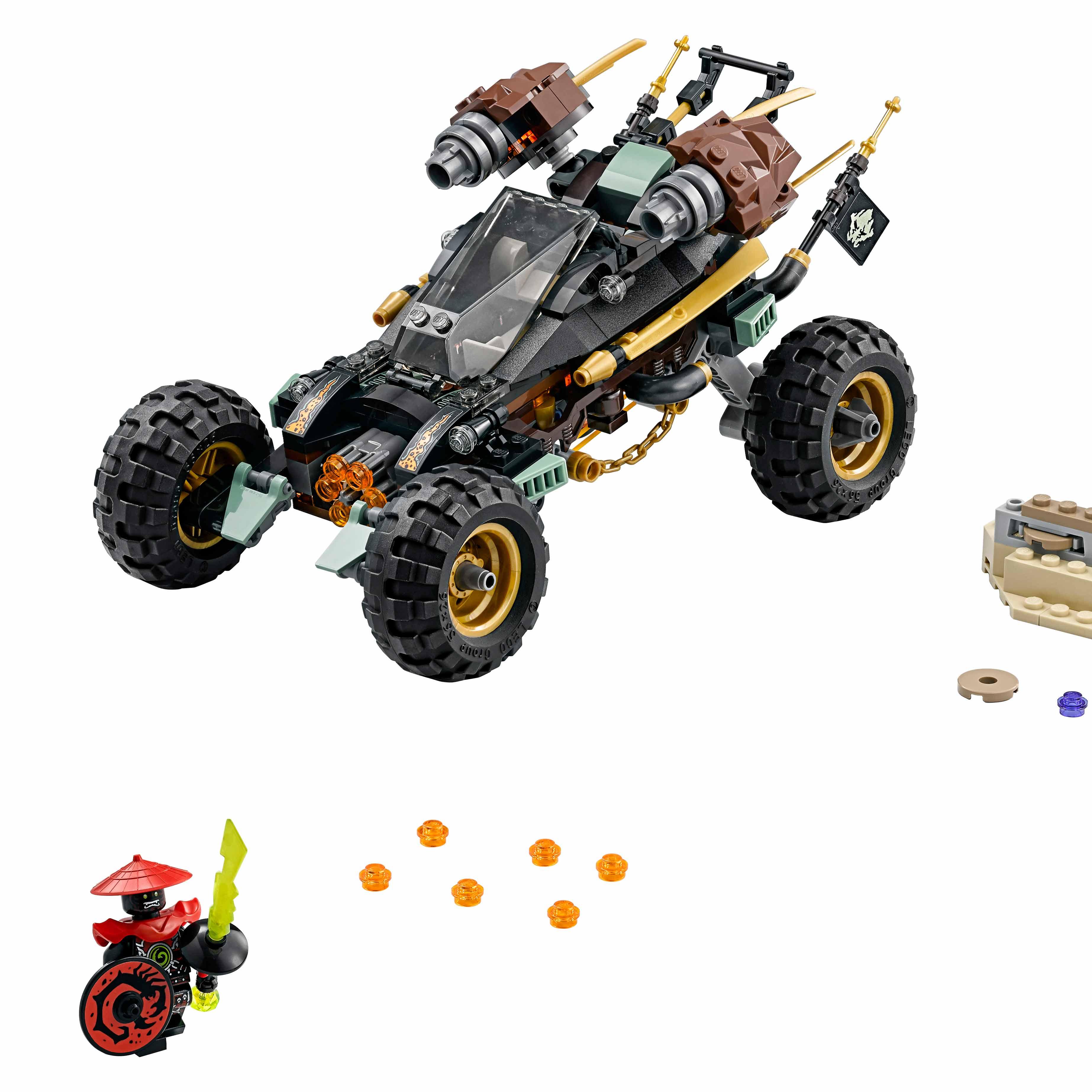 Lego ninjago the lighthouse siege 70594 team up - Lego ninjago team ...