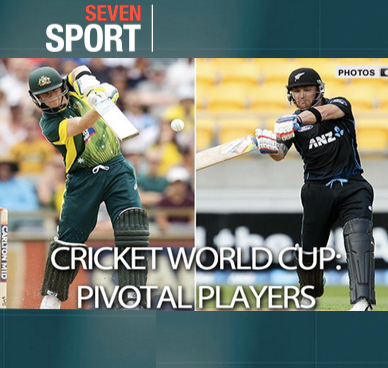 2015 CWC - Pivotal Players
