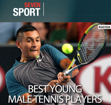 Best Young Tennis Players