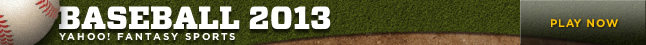 Play Yahoo! Fantasy Baseball 2013