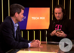 Watch the Exclusive Interview with T-Mobile CEO, David Pogue