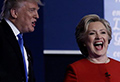 Clinton y Trump intercambian duros golpes