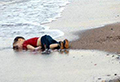 Razones para publicar la foto de un niño muerto