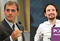 Podemos vs Ciudadanos: encuentra las diferencias
