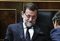 Rajoy también pierde los nervios