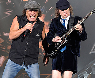 All over for AC/DC?