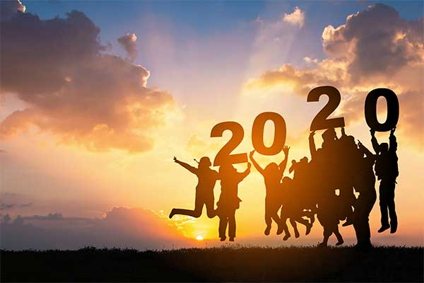 2020: The year of COVID