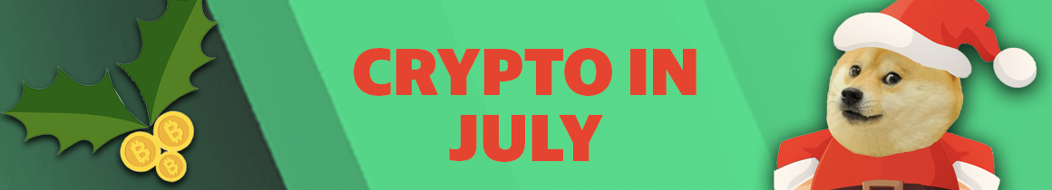 crypto in july banner