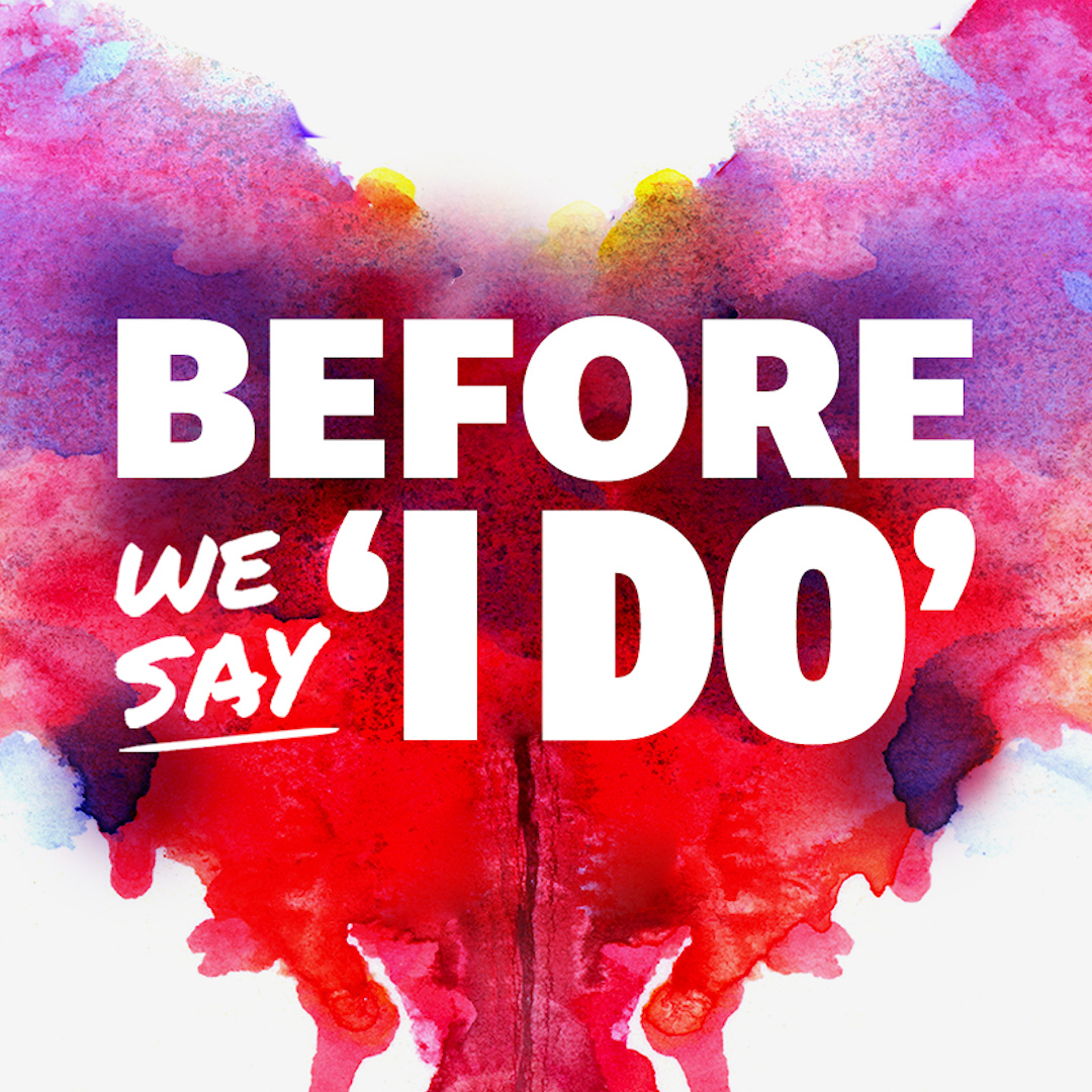 Before We Say I Do Logo