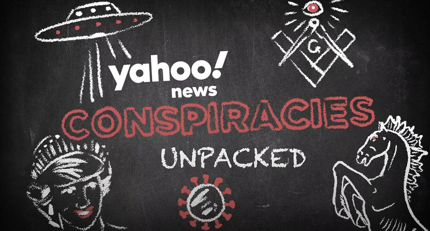 Conspiracies unpacked logo
