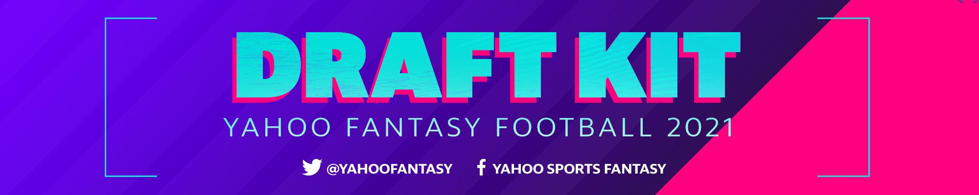 Yahoo Fantasy Football 2021 Draft Kit