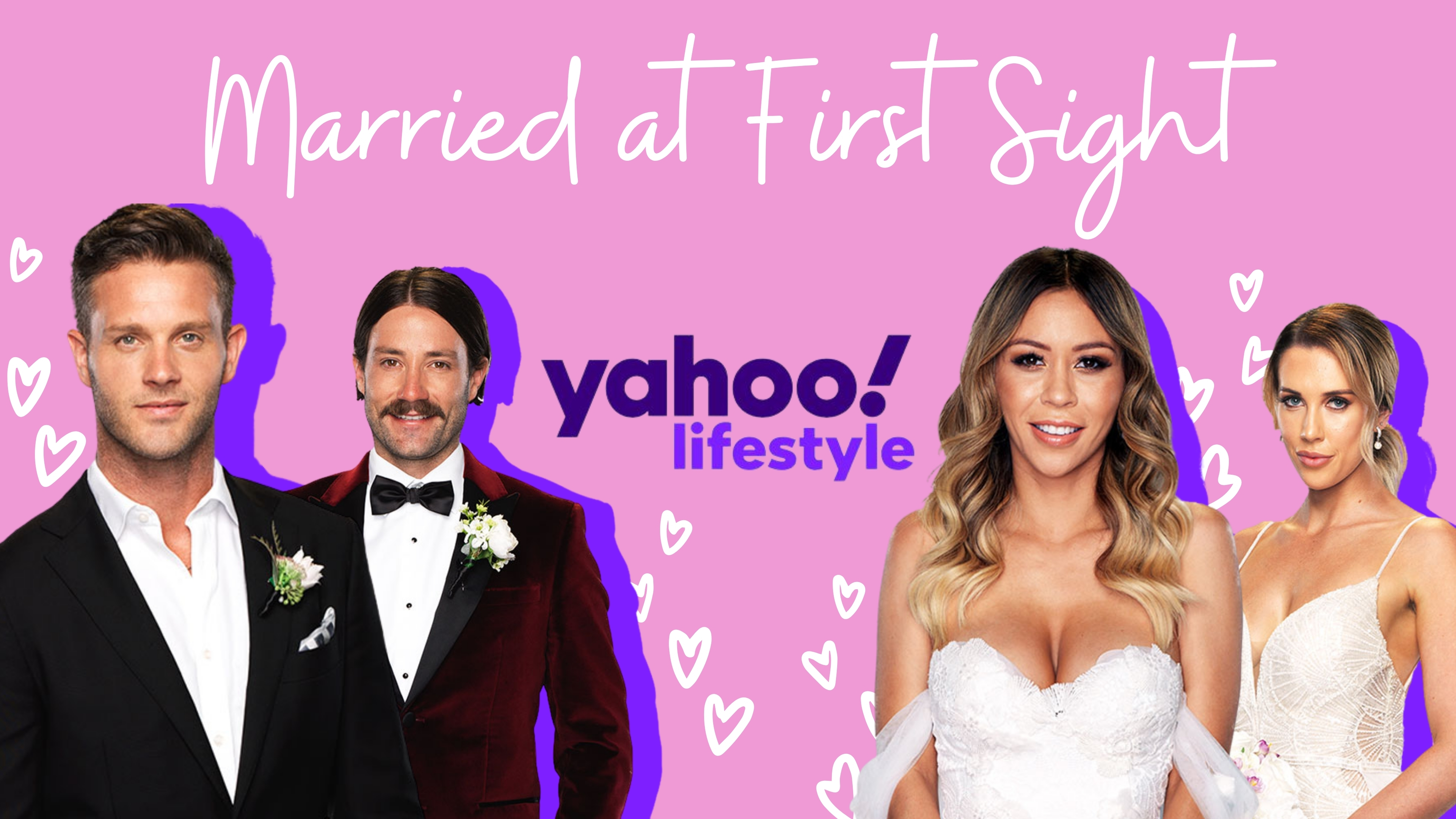 married at first sight 2021 contestants