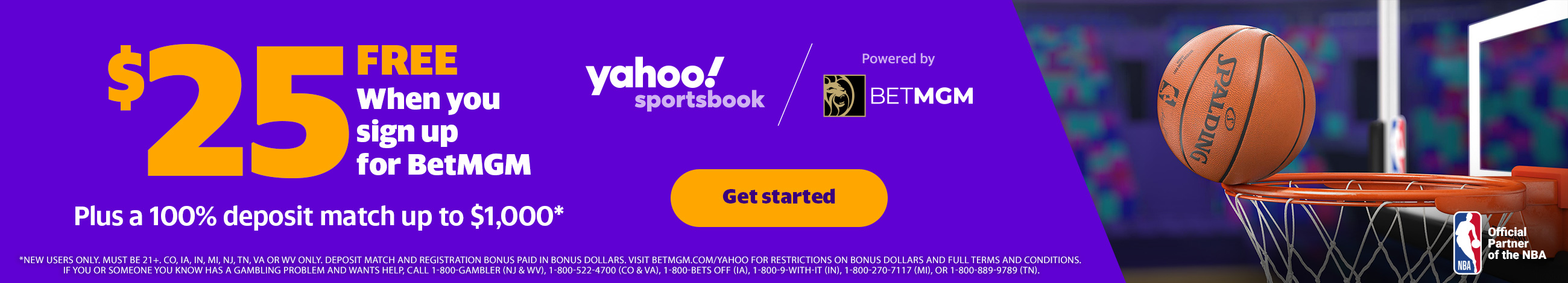 Sportsbook Promotion