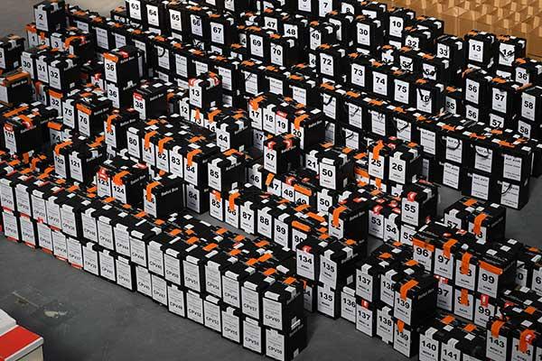 Ballot boxes (Getty)