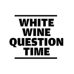 White Wine Question Time Logo