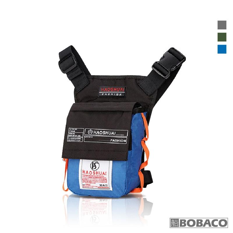【休閒運動腰腿包 L215】防水腰包 側背包 運動 戶外登山包 工具包 工作包 外出包 隨身小背包