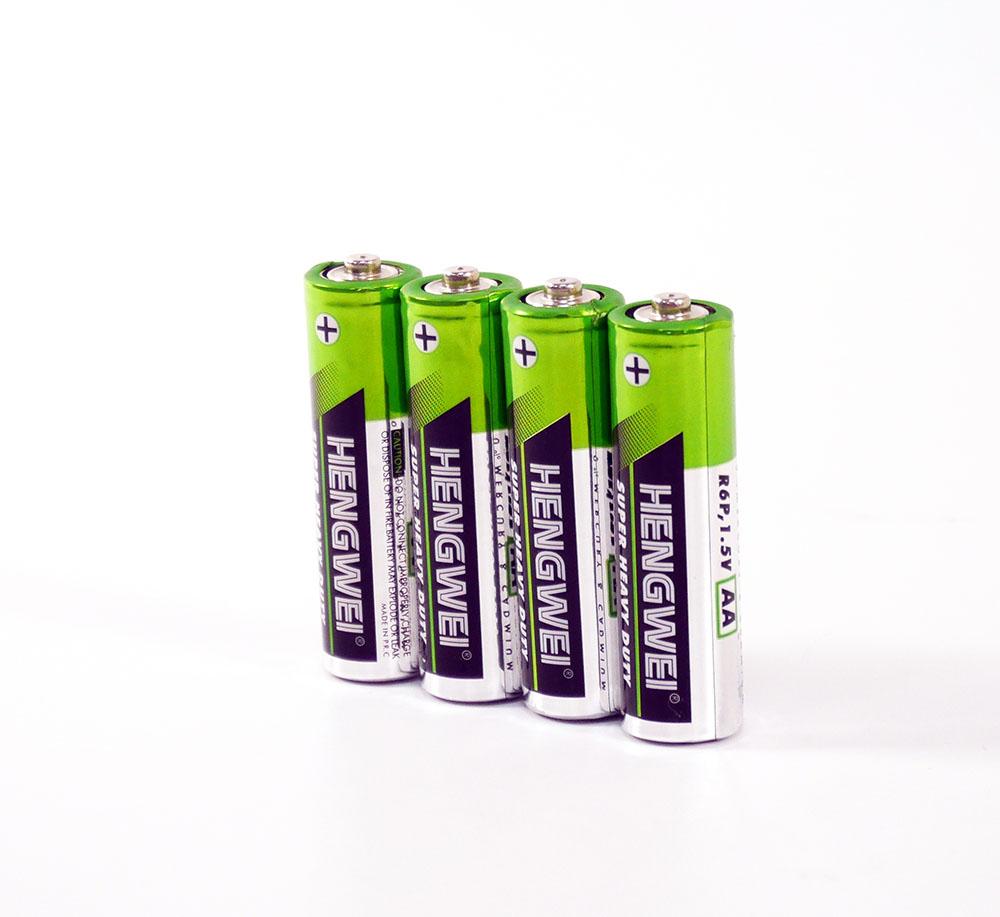 【我們網路購物商城】K-003-4S 鼎極碳鋅3號電池-4入