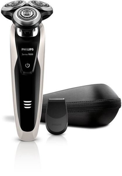 88節特賣買立折100限量飛利浦PHILIPS電鬍刀S9041 12銳爵系列水洗三刀頭電鬍刀