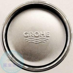 麗室衛浴德國原廠GROHE落水器沖水按鈕窄版37117