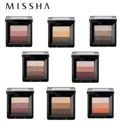 MISSHA三色眼影2g多款可選櫻桃飾品23314