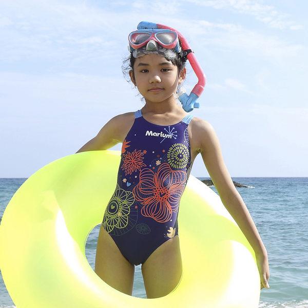 MARIUM小女競賽型泳裝MAR-5011WJ