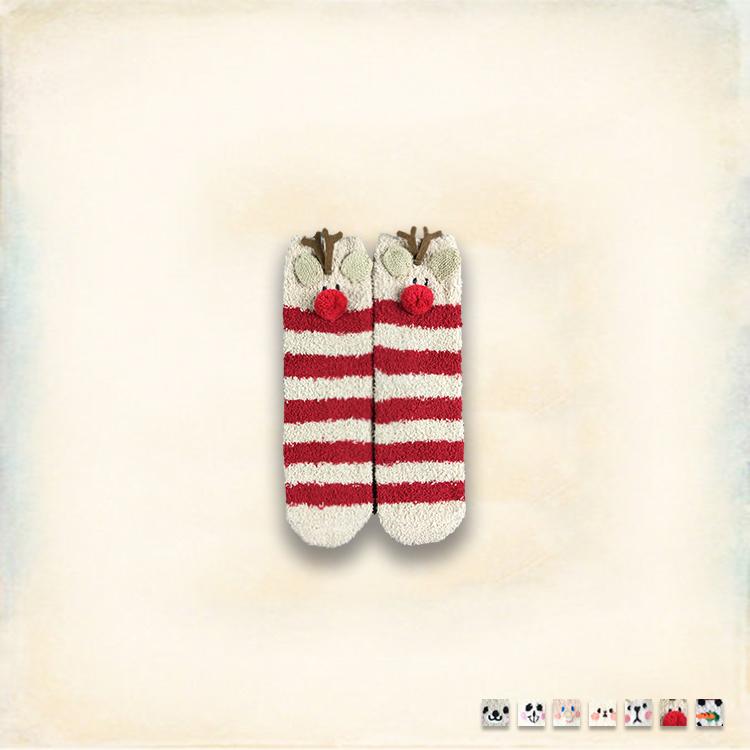 Melek 襪子類 (共7色)【A01161117-0101~07】女中筒襪大人款 長襪/厚襪/保暖襪