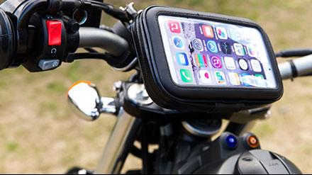 Racing S gps gsr gtr aero 125摩托車環島機車手機架機車環島摩托車手機架導航架摩托車手機支架