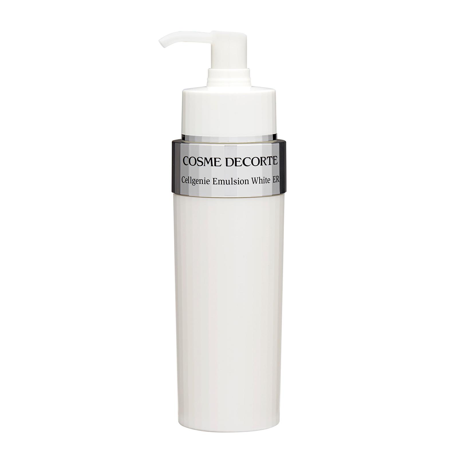 COSME DECORTE 黛珂 Cellgenie 時光活氧淨白光柔膚乳(滋潤型)6.7oz,200ml ~