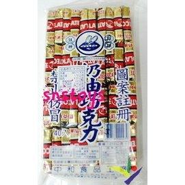 sns 古早味 懷舊零食 50.60年代 最流行的 中和巧克力 奶油 巧克力(40入/包)