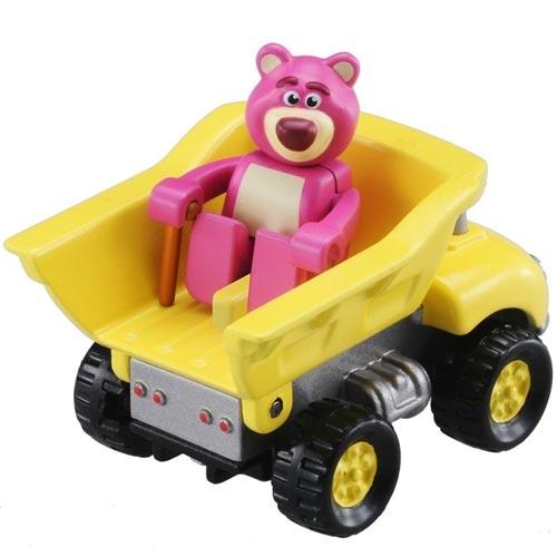 TOMICA玩具總動員小汽車熊抱哥DS86265
