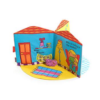 Tiny Love立體寶寶書系列可愛的家TL1009310