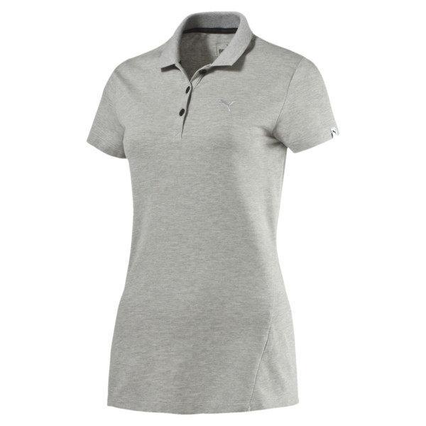 Puma 女 灰 短袖上衣 Polo衫 襯衫 運動 高爾夫 立體剪裁 排汗透氣 短袖 59299404