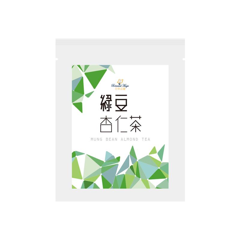 【花草巫婆】綠豆杏仁茶1入裝/杏仁茶/早餐/古早味
