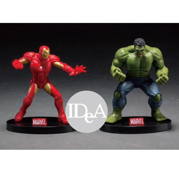 IDEA Marvel漫威人物公仔玩偶模型復仇者聯盟漫畫奧創紀元浩克雷神索爾美國隊長鋼鐵人