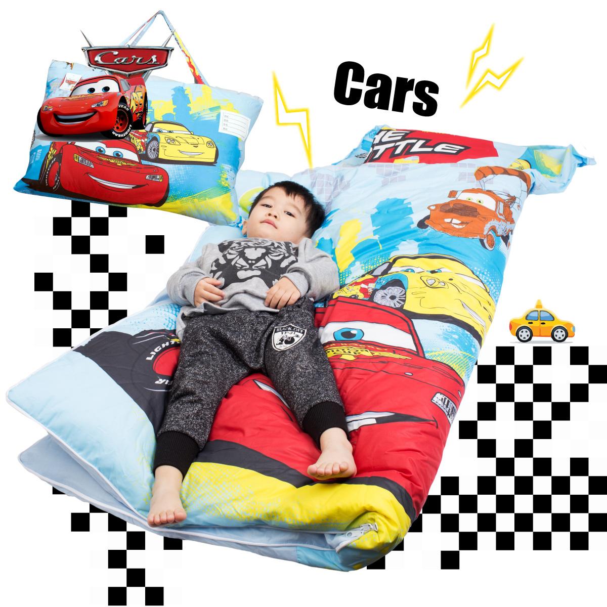 閃電麥坤 旅行 兒童睡袋 標準 台灣製