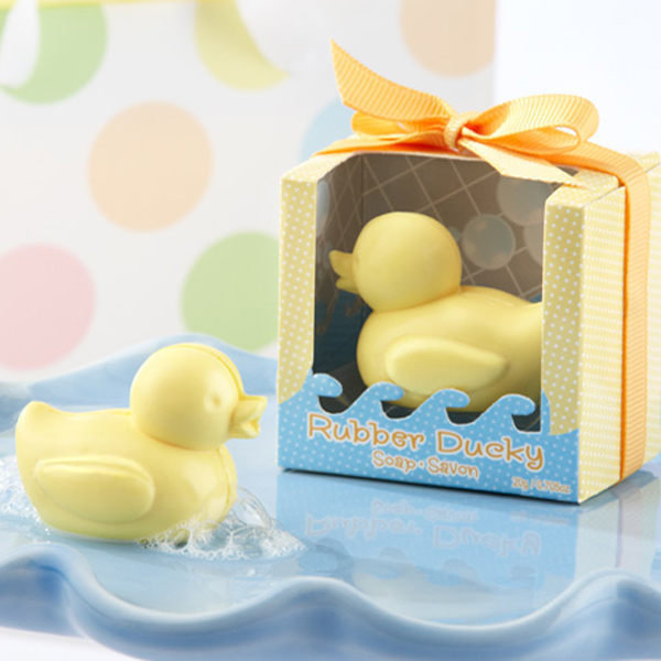 貨源充足~小鴨子香皂禮盒送客禮開幕禮探房禮340份-賣完及下架