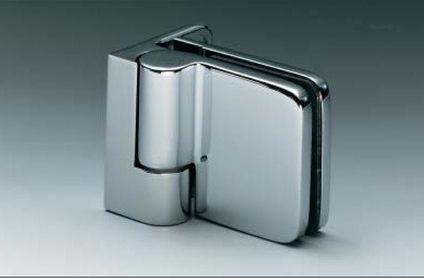 【麗室衛浴】德國DORMA  拉門鉸鍊 玻對牆90度(左開)  BH200