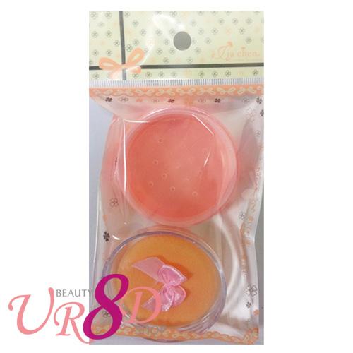 JIA CHEN 蜜粉空盒 (顏色隨機出貨) 210-063【UR8D】