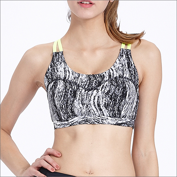 白金系列雙肩帶美背運動內衣FB001-百貨專櫃品牌TOUCH AERO瑜珈服有氧服韻律服