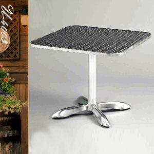 方型餐桌.80CM鋁製正方桌.鋁包邊.方型茶几.置物桌.洽談桌.餐桌子.庭園桌.推薦哪裡買專賣店