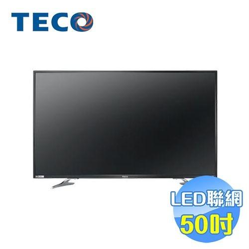 東元 TECO 50吋4K聯網低藍光LED液晶顯示器 TL50U1TRE