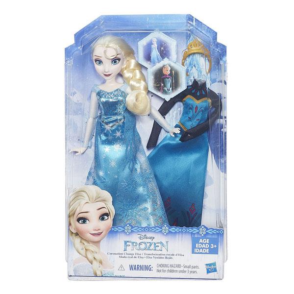 迪士尼冰雪奇緣公主換裝組TOYeGO玩具e哥